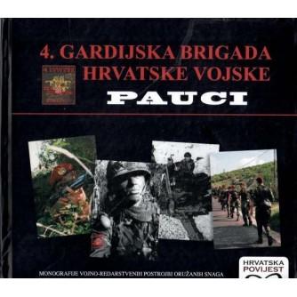4. Gardijska brigada Hrvatske vojske Pauci